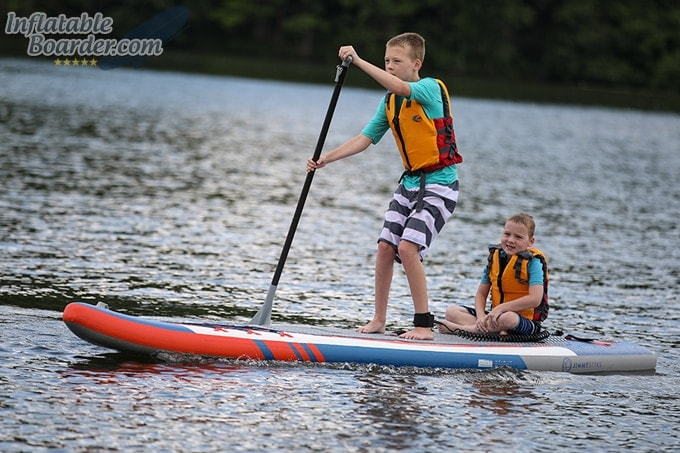 Jimmy Styks Strider Inflatable SUP Board