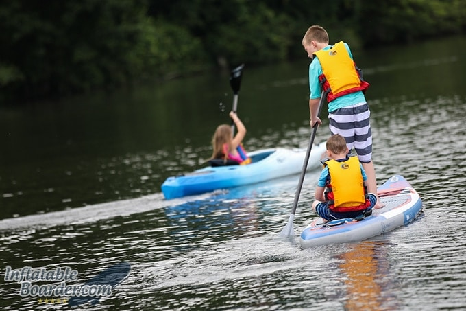 Jimmy Styks Strider Paddling Kids