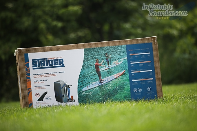 Jimmy Styks Strider SUP Box