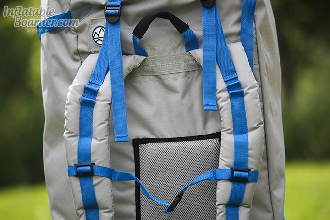 Jimmy Styks SUP Backpack Rear