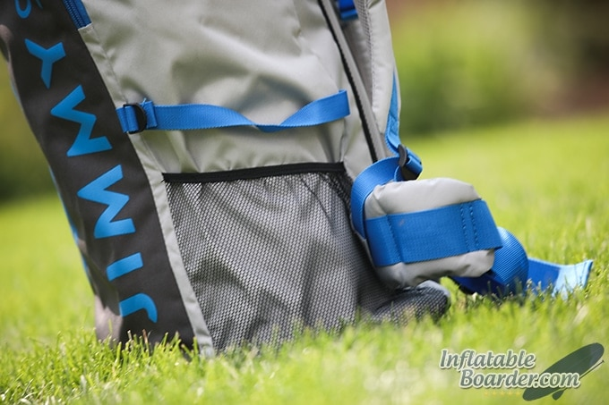 Jimmy Styks SUP Backpack Storage Pockets