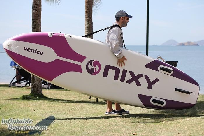 NIXY Adjustable Shoulder Carrying Strap