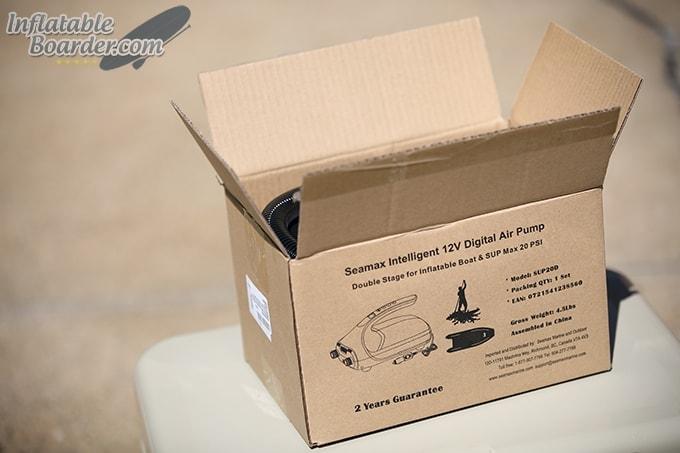 Seamax Electric Paddle Board Pump