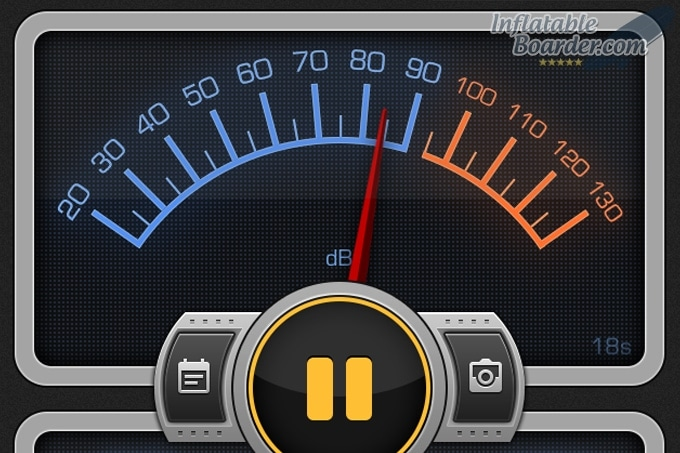 Seamax SUP20D Pump Loudness