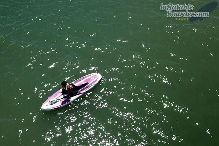 SUP Fitness Exercise