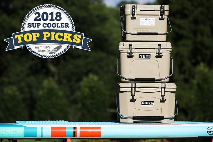 2018 Best SUP Coolers
