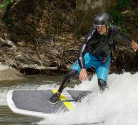 Badfish SUP I-SK8 Inflatable