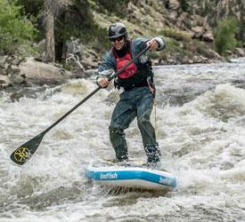 Badfish SUP Rivershred Inflatable