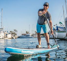 Badfish SUP Surf Traveler Inflatable