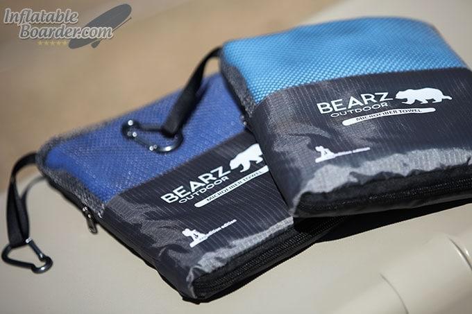 BEARZ Outdoor SUP Towels