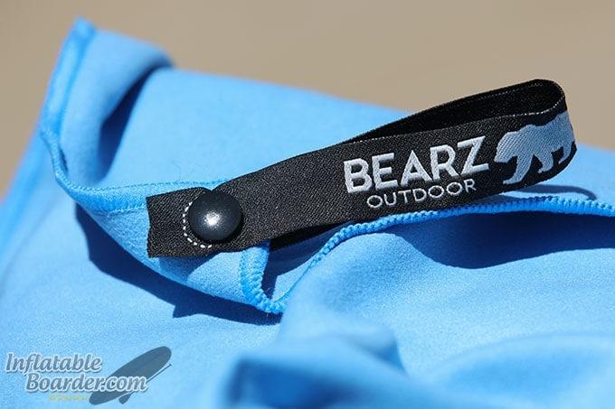 BEARZ Outdoor Towel Loops