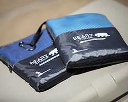 BEARZ Outdoor Travel Towels