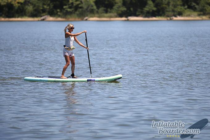 Jimmy Styks Asana Inflatable Paddle Board