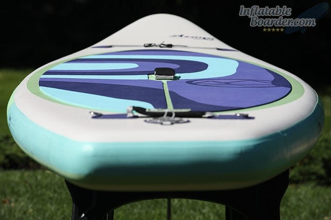 Jimmy Styks Asana Inflatable SUP