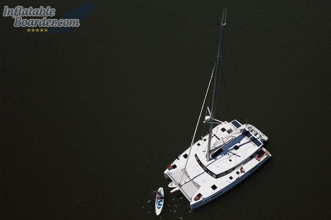 2018 Jimmy Styks Asana with Catamaran