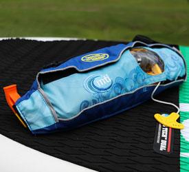 MTI Adventurewear Fluid 2.0 Inflatable Belt Pack