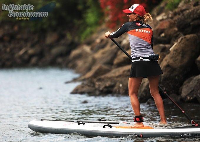 Paddle Board Race