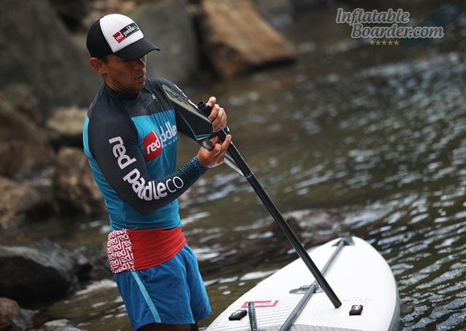 SUP Racing Paddle