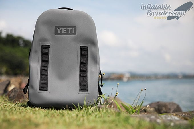 Waterproof YETI Panga Backpack Front