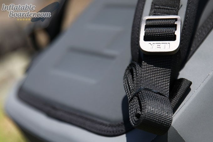 YETI Panga Backpack Hardware