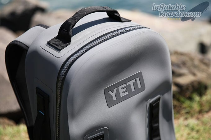 YETI Panga Backpack HydroLok Zipper