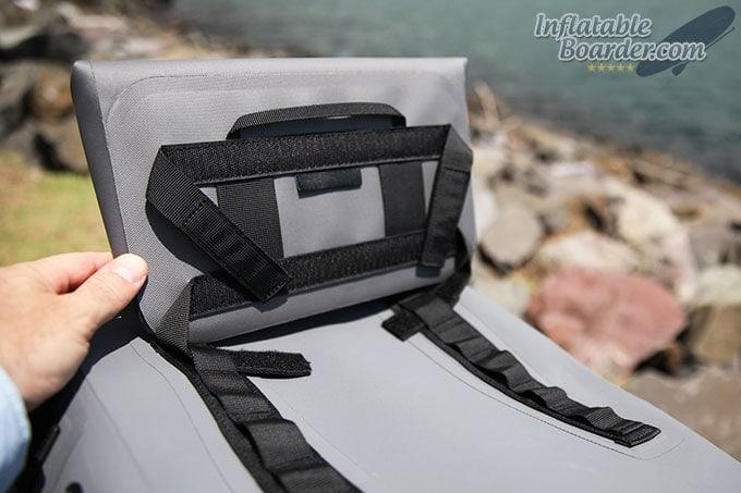 YETI SideKick Dry on Panga Backpack 28