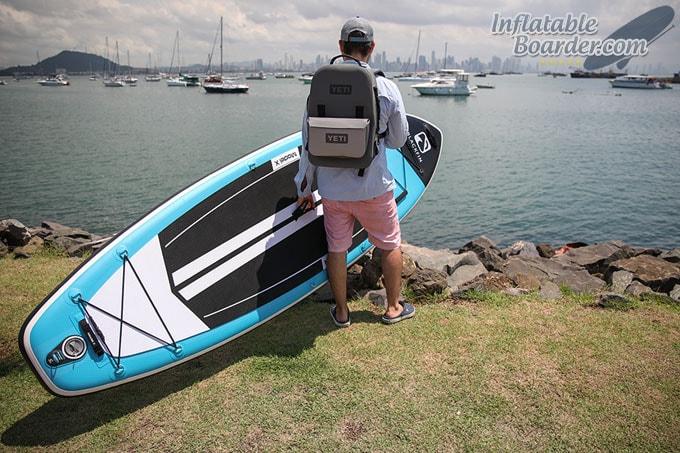 YETI Waterproof Panga Backpack with SUP