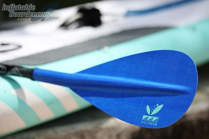 KIALOA Insanity 3-piece Travel Paddle