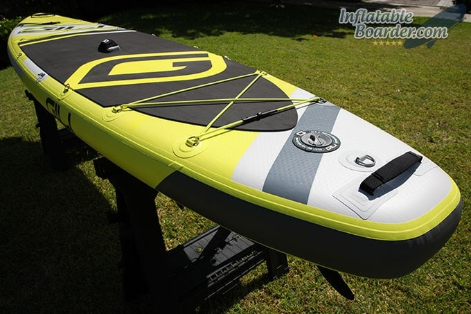 GILI Adventure Inflatable Paddle Board