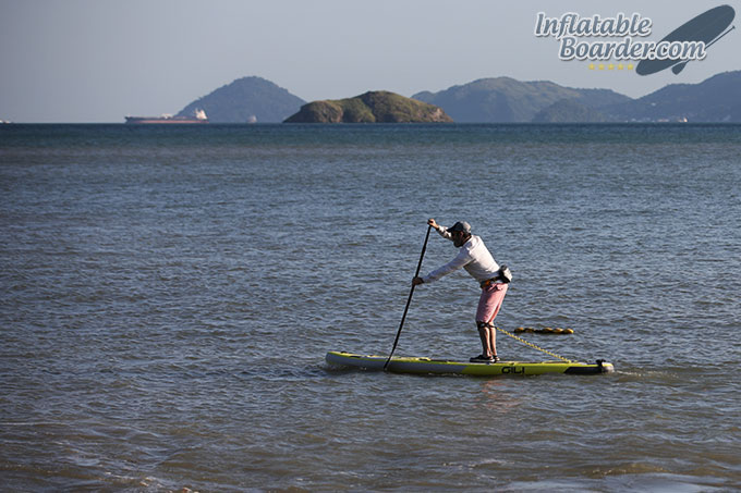 GILI Inflatable Stand Up Paddle Board