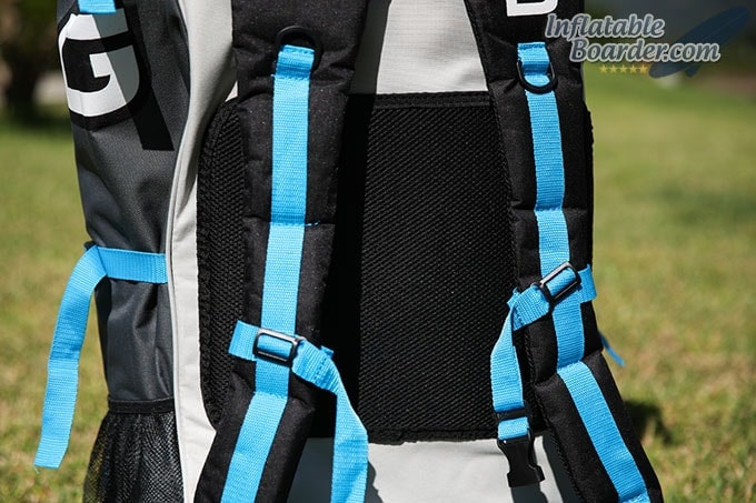 Padded Backpack Straps