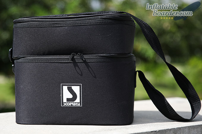 Scoprega Bravo iSUP Pump Travel Bag
