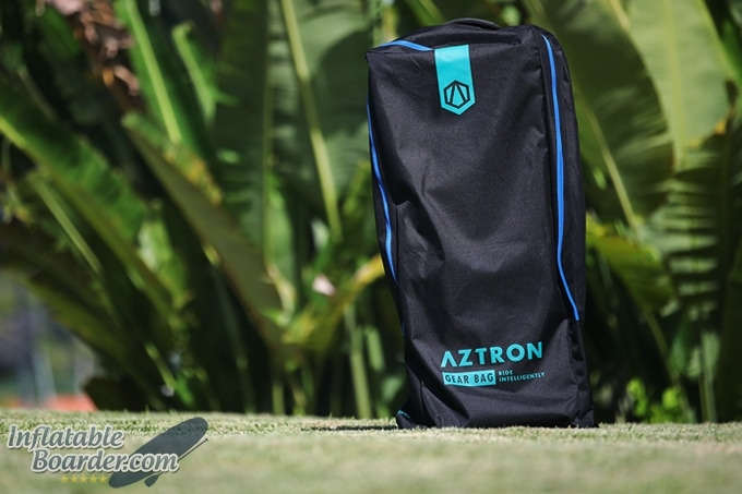 Aztron Backpack Front