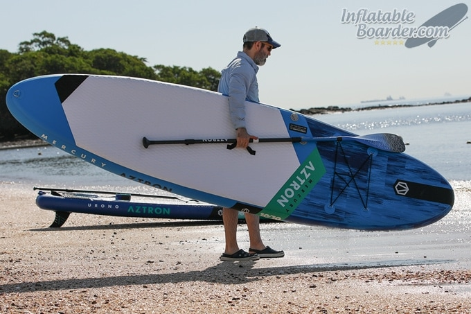 Aztron MERCURY Inflatable SUP Board