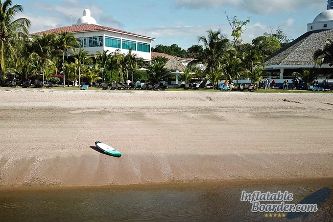 URONO Board on Beach