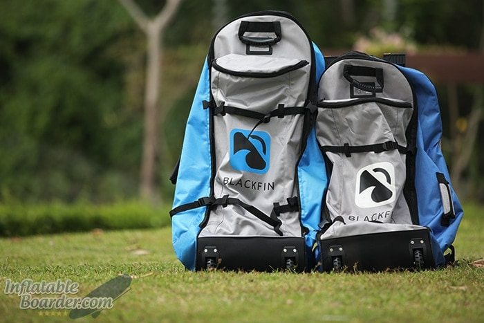 2018/2019 BLACKFIN Backpack Comparison
