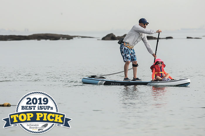 2019 BLACKFIN Model V SUP