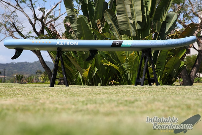 Aztron NEBULA Inflatable SUP Side