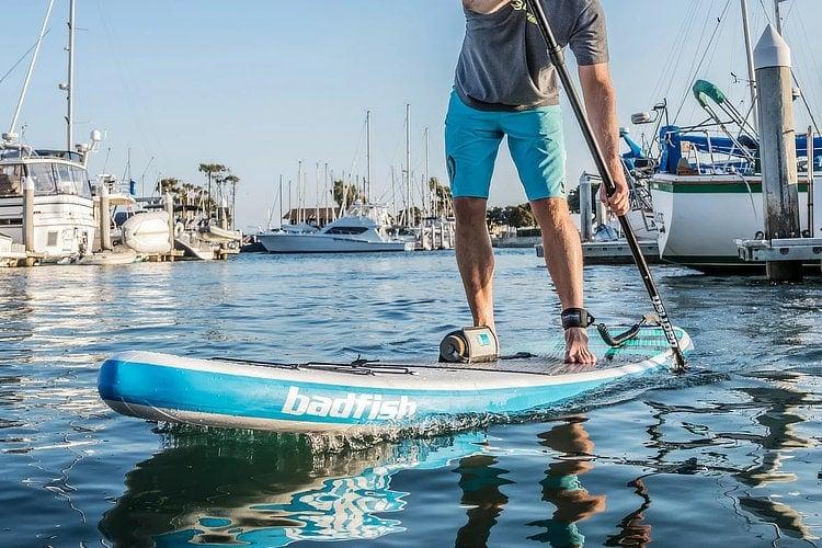 Badfish SUP Surf Traveler Board