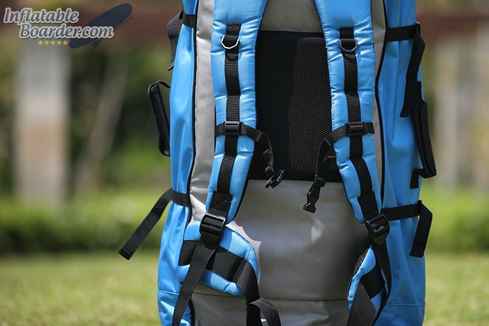 BLACKFIN Backpack Straps