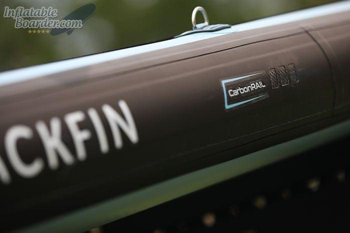 BLACKFIN Carbon Fiber Rail