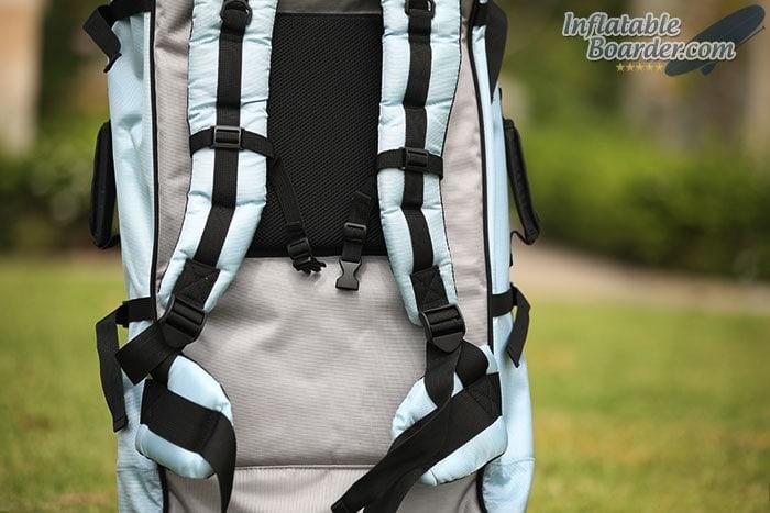 BLACKFIN Model V Bag Straps