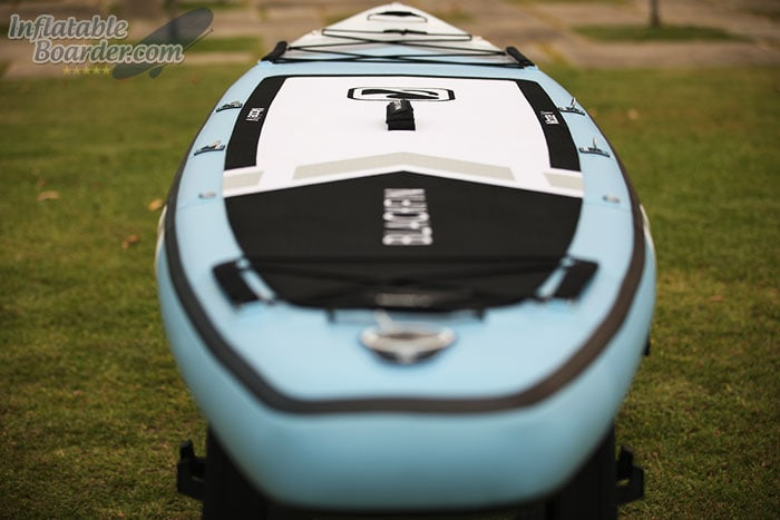 BLACKFIN Model V Paddle Board Top