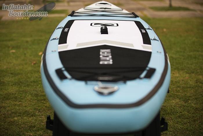 BLACKFIN Model V Paddle Board Top
