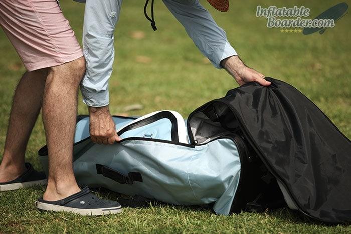 BLACKFIN Model V SUP Backpack
