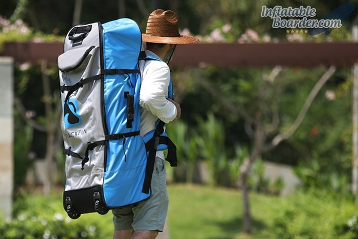 BLACKFIN Wheeled Carrying Bag