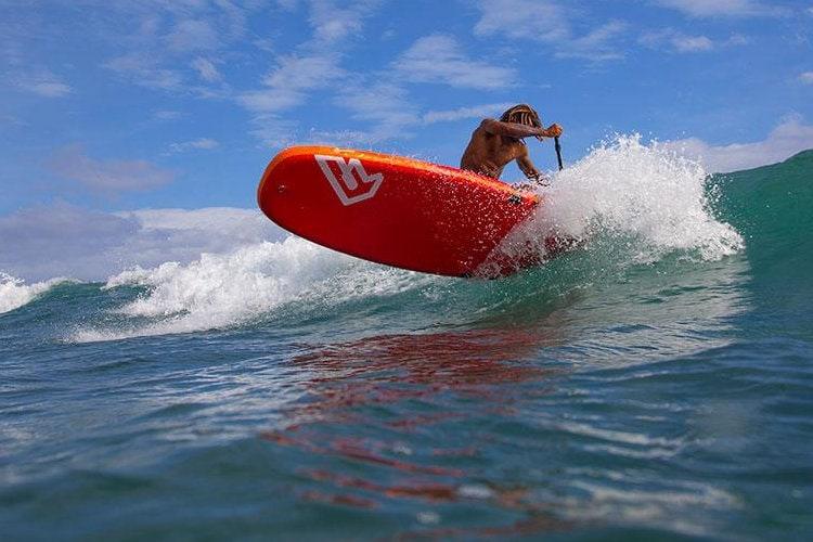 "Fanatic 8'6"" Stubby Air Surf SUP"