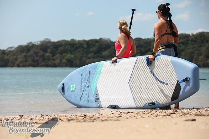 Inflatable Tandem SUP