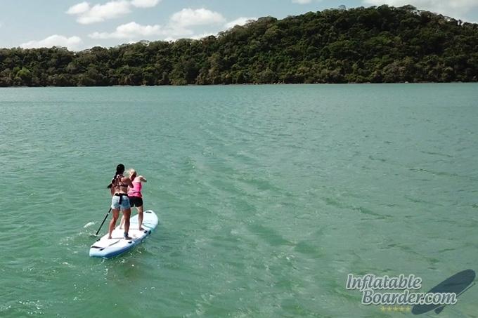 Tandem Paddle Board