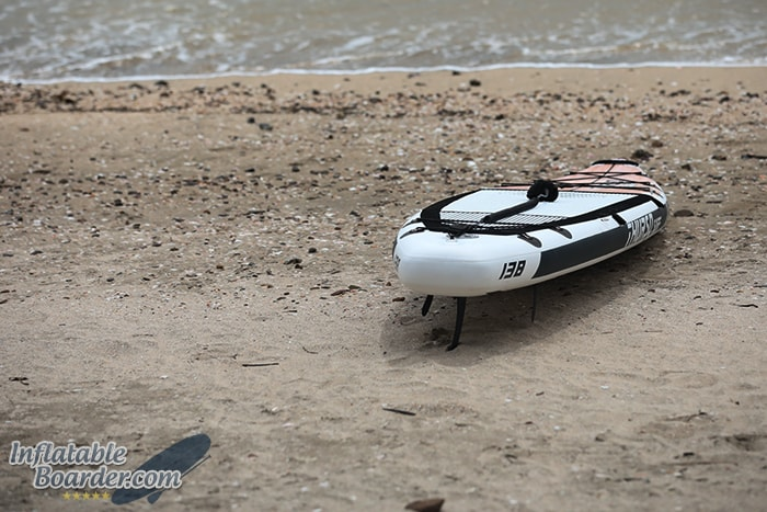 THURSO Expedition Inflatable Touring SUP